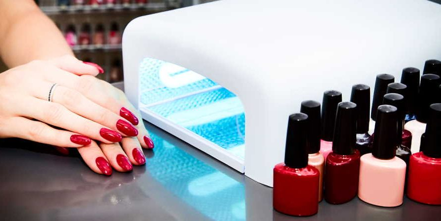 Do a UV light is usable on the regular nail polish?
